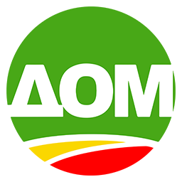 DOM logo za web