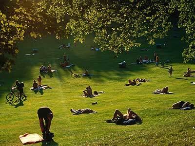 Берлин – зелен урбан развој