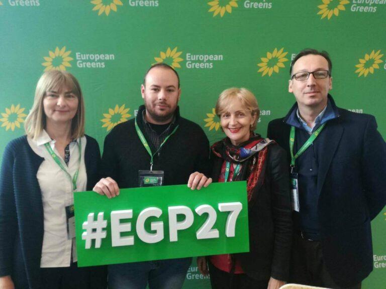 ДОМ иницира заедничка борба на зелените партии против загадувањето од рудниците
