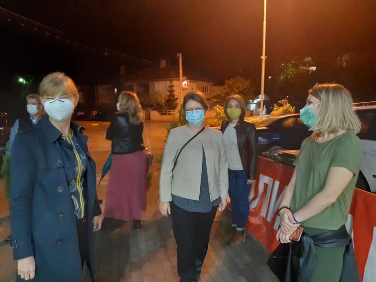 Поддршка на активностите во рамки на Текстилијада 4 во организација на невладината Гласен Текстилец