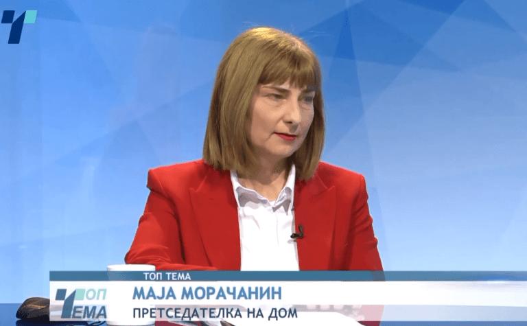 Мали Хидроцентрали – Маја Морачанин интервју на Топ Тема
