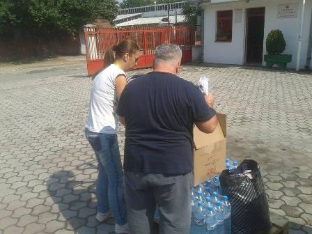 modom humanitarna akcija