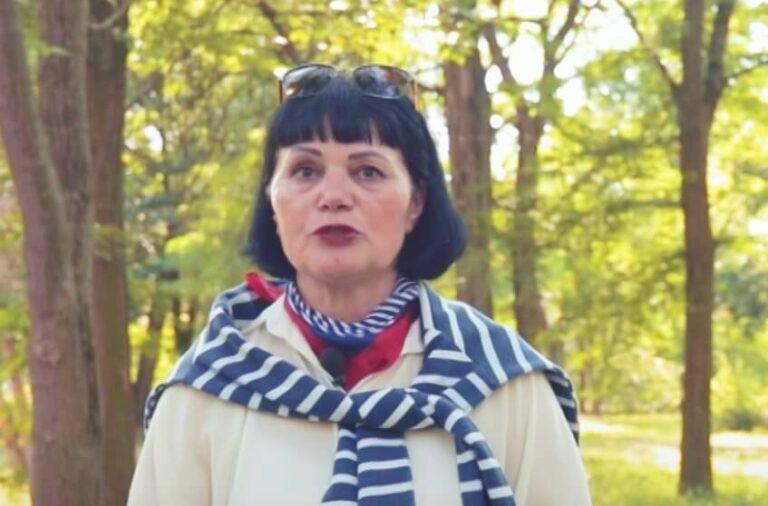 Ристенка Алтипармаковска, кандидатка за пратеничка во изборна единица 5