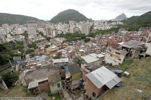 brazilska favela
