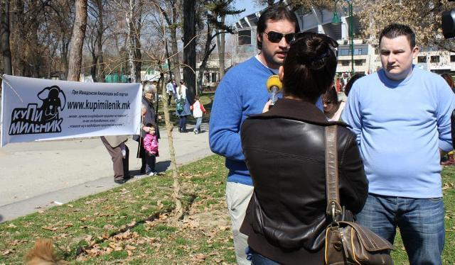 dom i kupimilenik.mk gradski park skopje 18.03.2012 den so nasite milenici 15