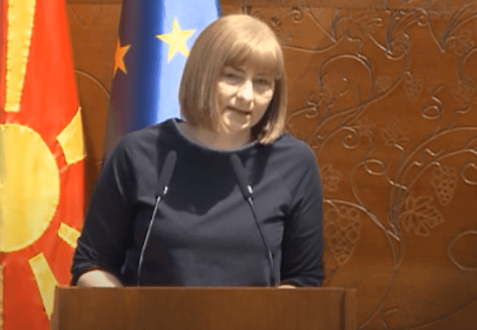 Лидерката на ДОМ Маја Морачанин гласаше против Законот за легализација на дивоградби