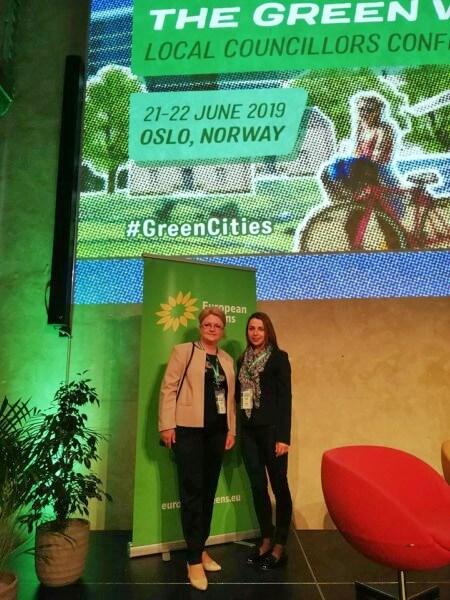 oslo konferencija za zeleni gradovi hristina ivana