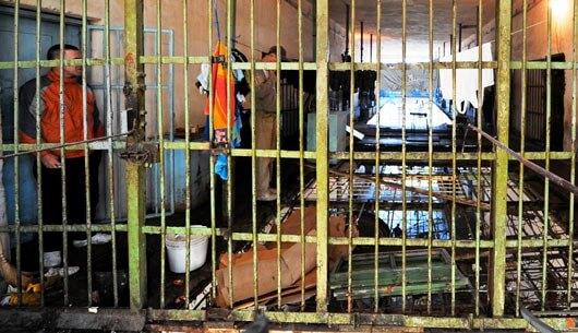 prison of idrizova