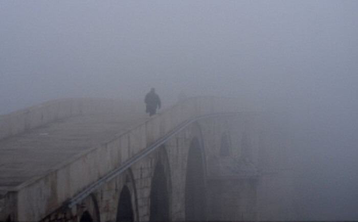 smog kameni most