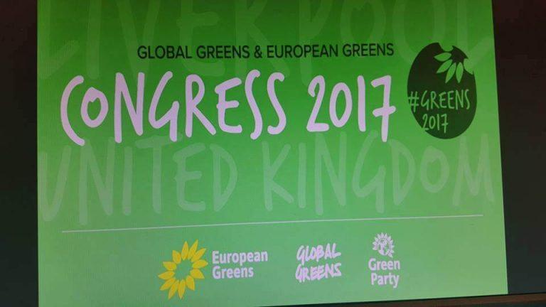 ДОМ на Конгресот на Глобалните Зелени и Европските Зелени