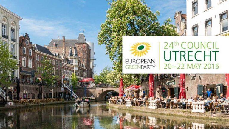 European Greens – 24th Council Meeting – Utrecht