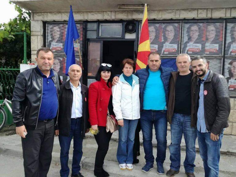 Кандидатот за советник од ДОМ Битола