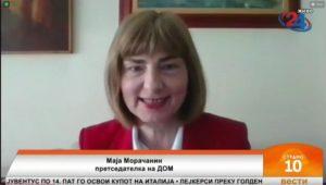 Maja na 24TV