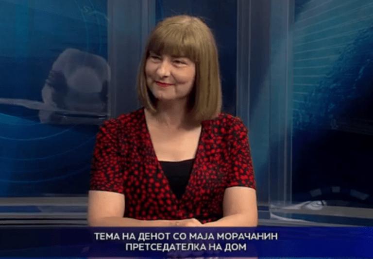 Во Тема на денот, лидерката на ДОМ Маја Морачанин разговараше за актуелни политички теми, со акцент на Зелената агенда