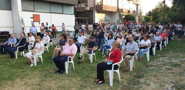 Промоција на граѓанското движење во Прилеп