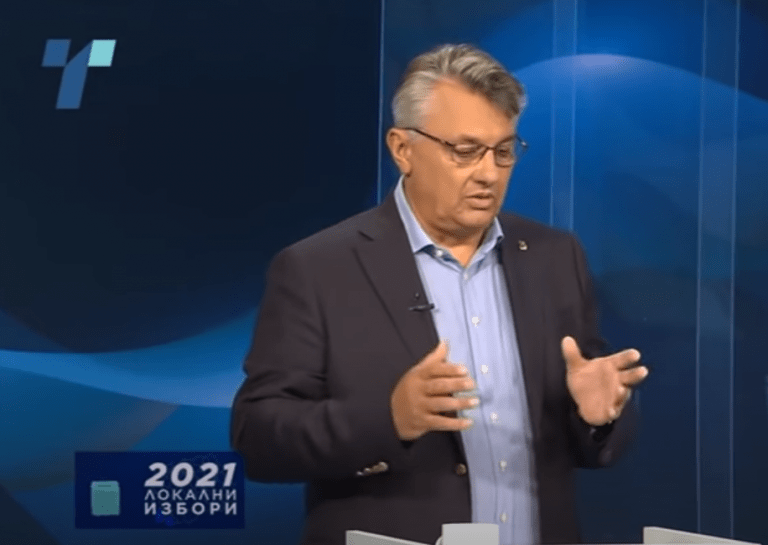 Антони Новотни – кандидат за градоначалник на Центар